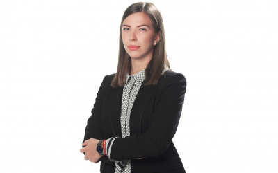 Congratulations to our Colleague Katarina Živković for Becoming a Certified Personal Data Protection Manager!